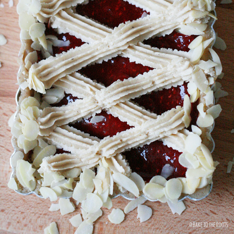 Linzer Torte | Bake to the roots