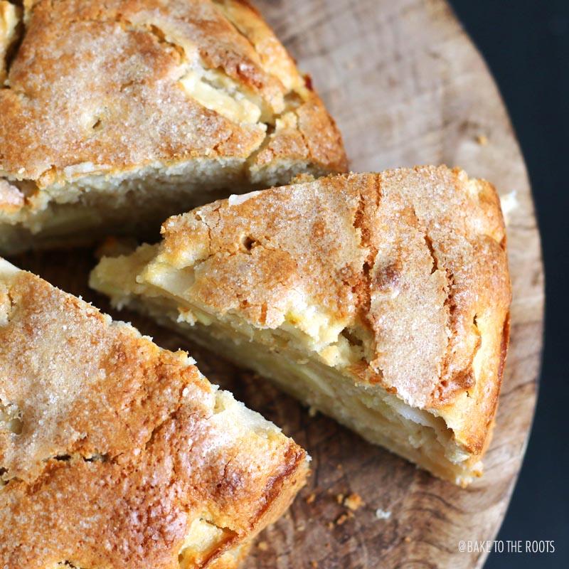 St. Patricks Day Irish Apple CakeBake to the roots