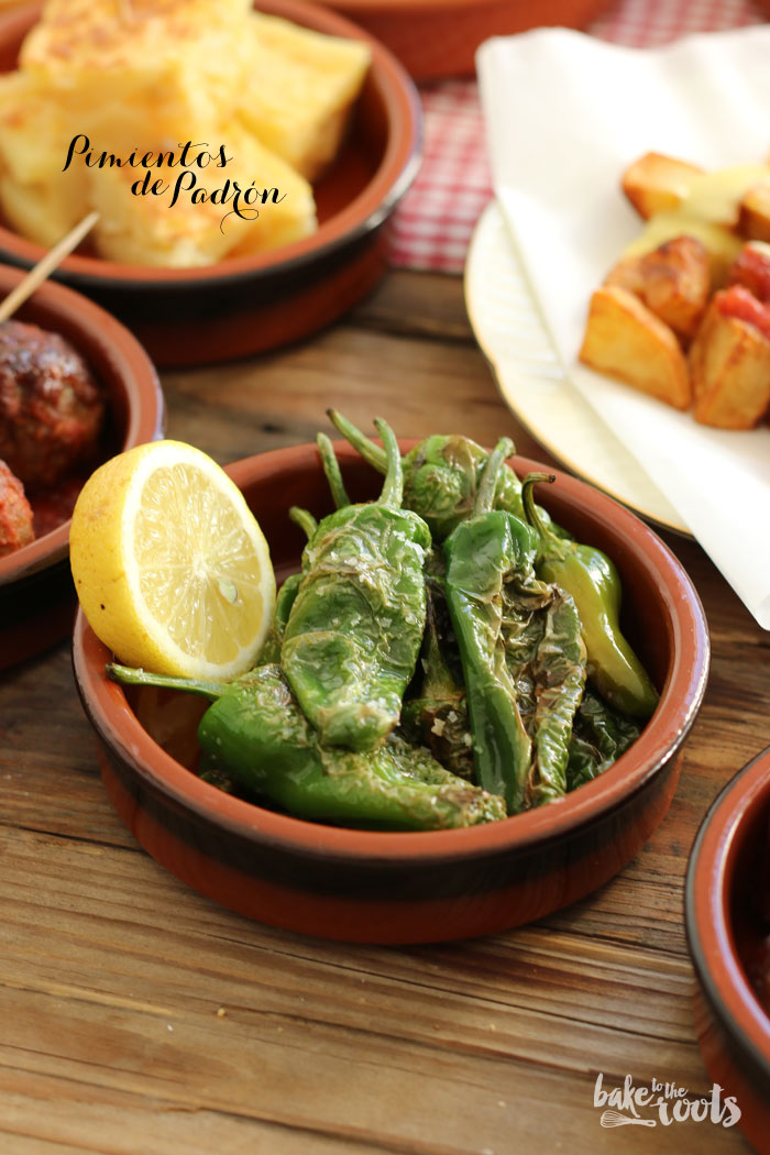 Pimientos de Padrón | Bake to the roots