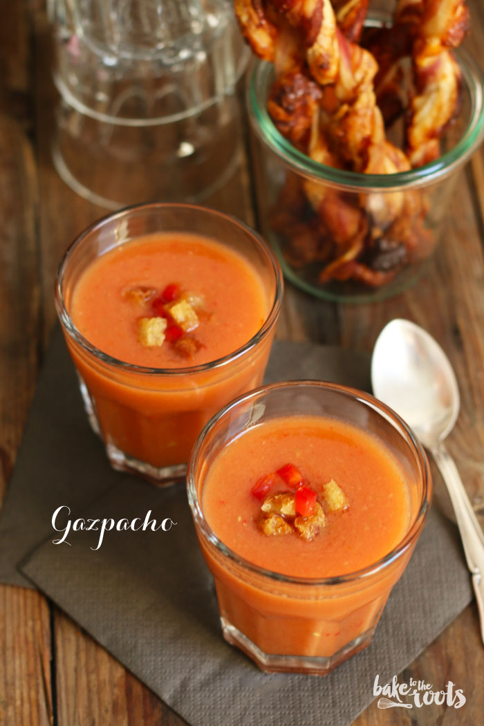 Gazpacho | Bake to the roots