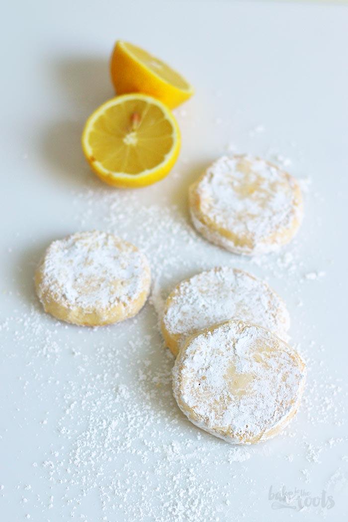 Lemon Meltaways – Bake to the roots