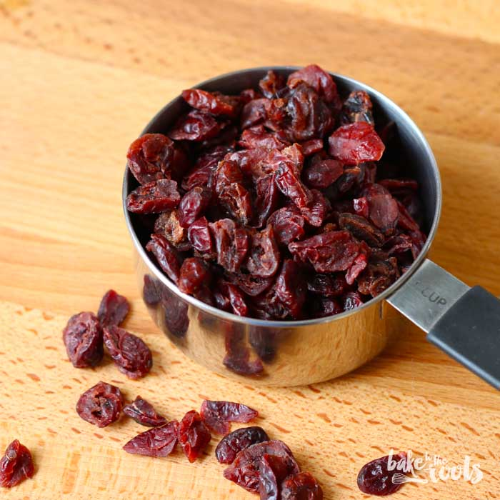 Homemade Cranberry Sauce | Bake to the roots