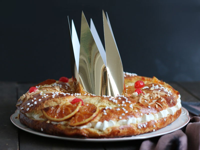 Roscón de Reyes aka. Three Kings Cake – Bake to the roots