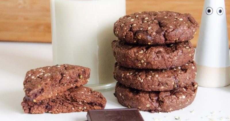 Space cookies rezept vegan
