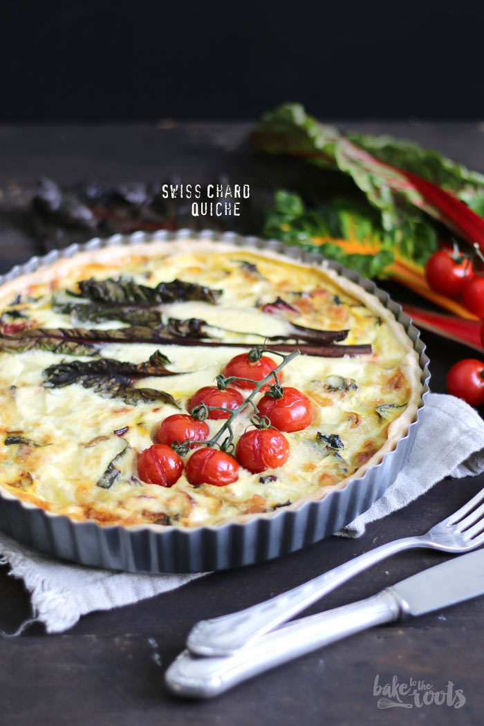 swiss chard quiche bake to the roots. Black Bedroom Furniture Sets. Home Design Ideas