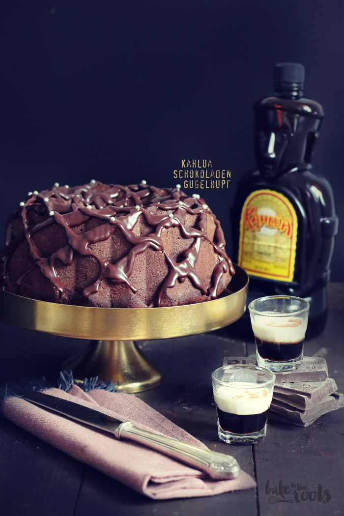 Kahlua Chocolate Bundt Cake | Bake to the roots