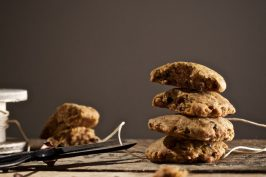 "Vegan Cookies with Cocoa Nibs | Cookie Friday with ""ihana"""