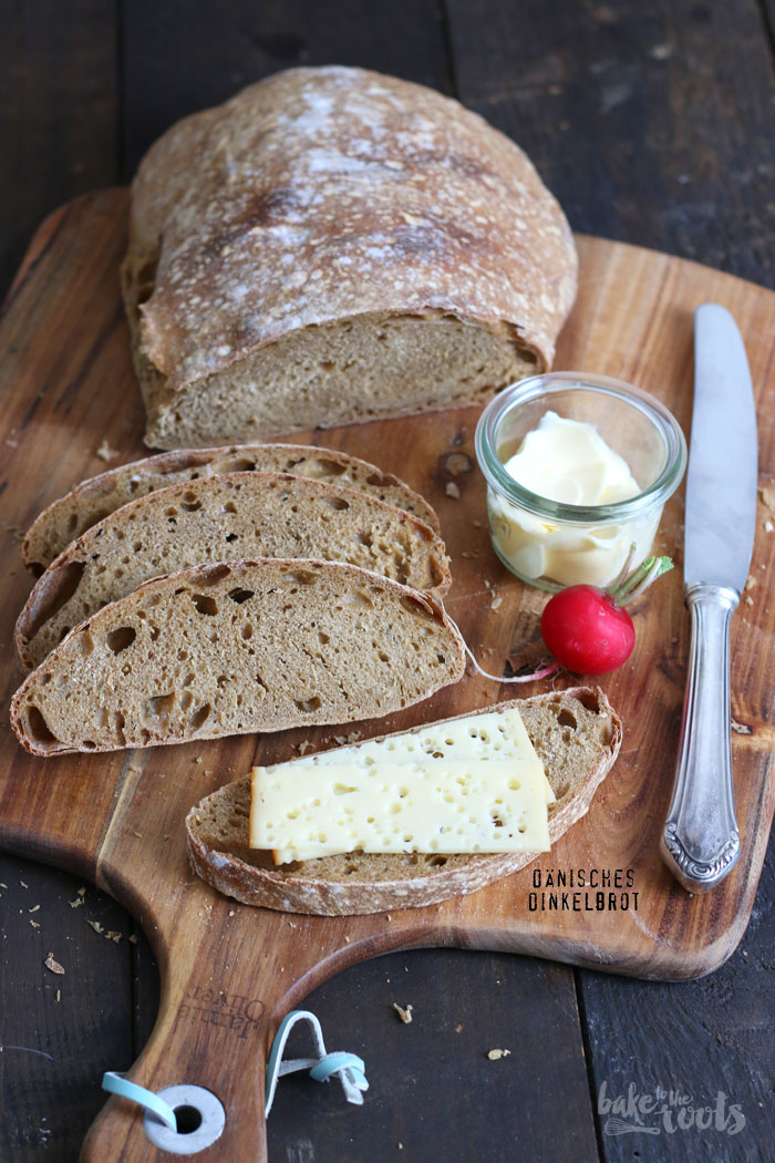 Dänisches Dinkelbrot | Bake to the roots
