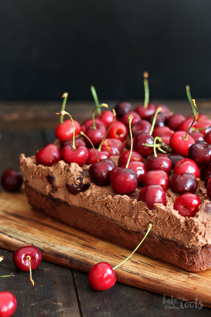 Cherry Chocolate Brownie Mess – Bake to the roots