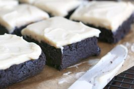 Stout Beer Brownies | Bake to the roots