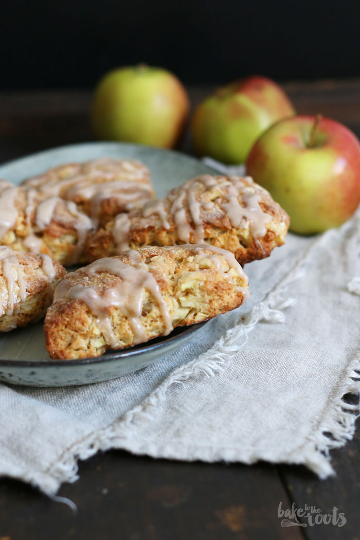 apple pie scones bake to the roots. Black Bedroom Furniture Sets. Home Design Ideas