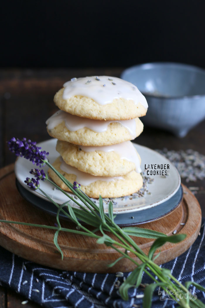 Lavender Cookies | Bake to the roots
