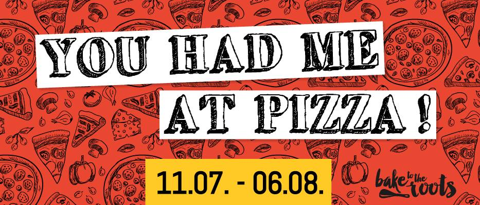 You had me at Pizza - Das Pizza-Blogevent bei bake to the roots