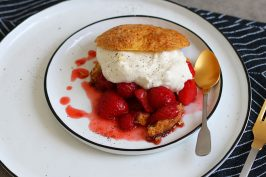 Strawberry Shortcake | Bake to the roots