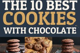 The 10 Best Cookies with Chocolate | Bake to the roots