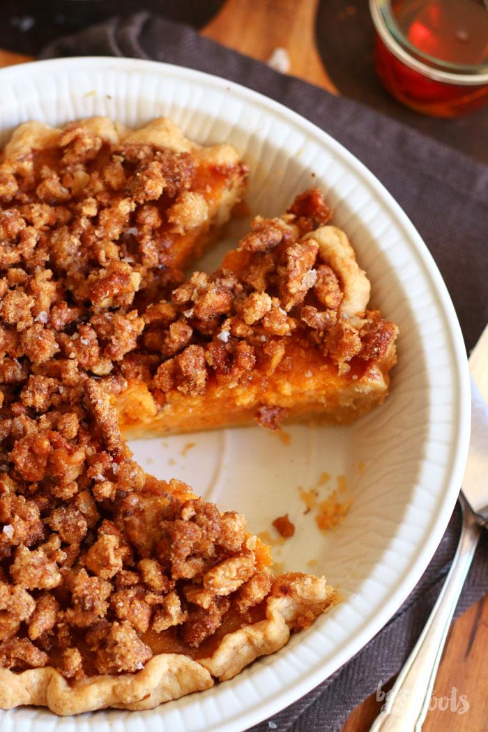 Sweet Potato Pie With Cake Mix Crust